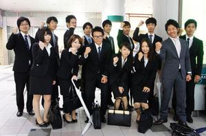 2014年度新卒入社メンバー